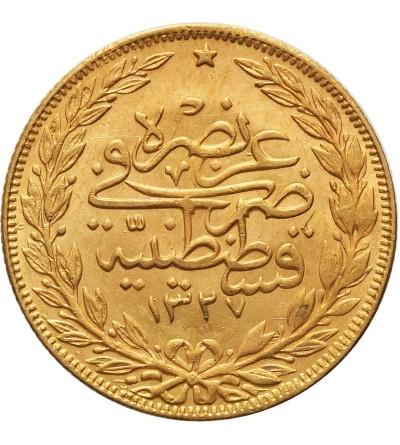 Turcja 100 Kurush 1327 / 2 AH / 1910 AD