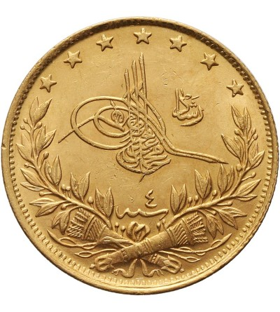 Turcja 100 Kurush 1327 / 4 AH / 1912 AD