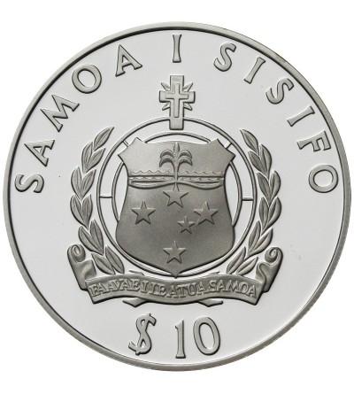 Samoa 10 tala 1994
