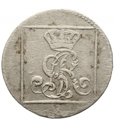 Silver Grosz 1767 FS, Warszaw mint