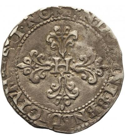 Frank ( franc au col plat) 1585 K, Bordeaux