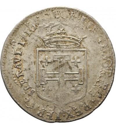 Francja. Teston 1716