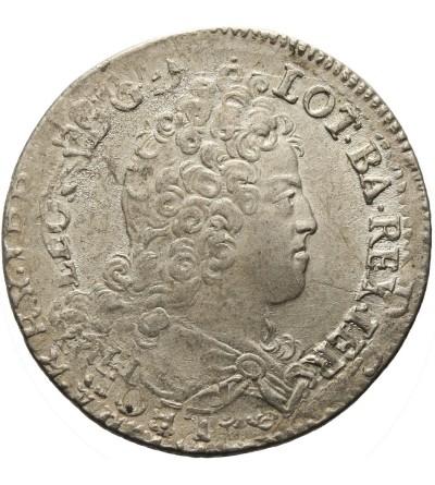 France. AR Teston 1711 / 1706, Lorraine