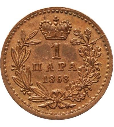 Serbia 1 para 1868