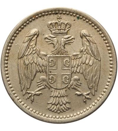 Serbia 5 para 1883