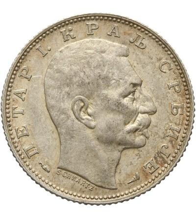 Serbia Dinar 1915