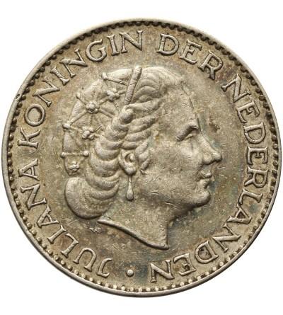 Holandia 1 gulden 1956