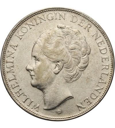 Holandia 2 1/2 guldena 1932