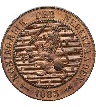 Holandia 2 1/2 centa 1883