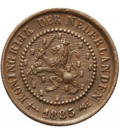 Netherlands 1/2 Cent 1885