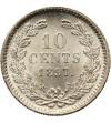 Holandia 10 centów 1897
