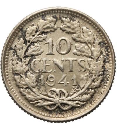 Holandia 10 centów 1941