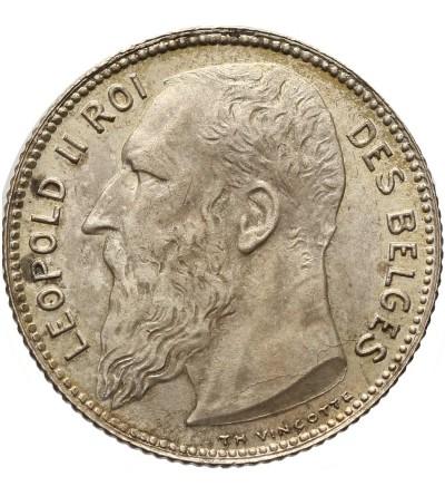 Belgiun Franc 1909, DES BELGES
