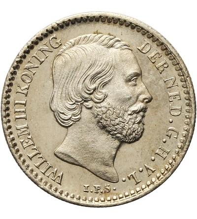 Holandia 10 centów 1889