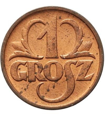 1 grosz 1937, Warszawa