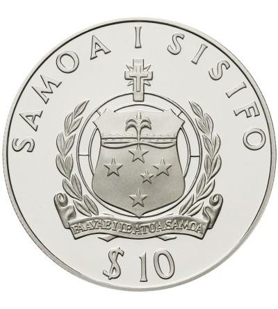 Samoa 10 tala 1994 - nietoperz