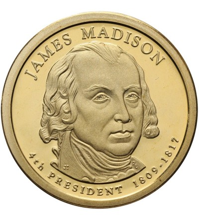 USA Dollar 2007 S, James Madison
