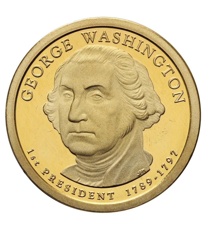 George Washington Dollar