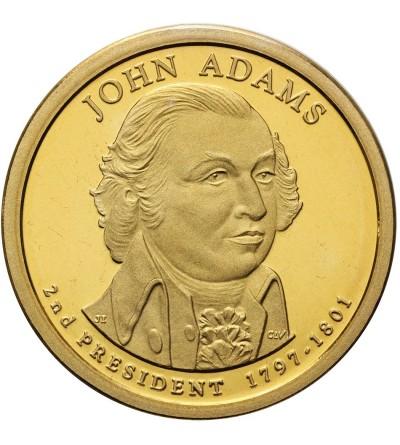 USA Dollar 2007 S, John Adams - Proof