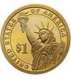USA Dollar 20097 S, W. H. Harrison - Proof