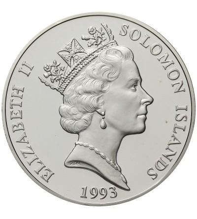 Wyspy Salomona 10 dolarów 1993