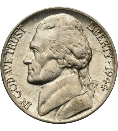 USA 5 centów 1944 P