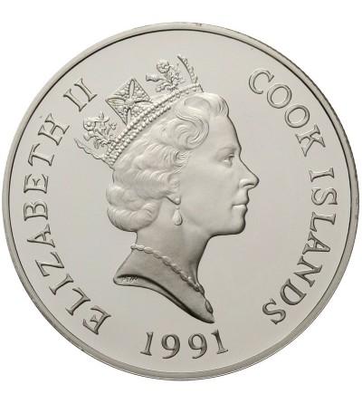 Wyspa Cooka 50 dolarów 1991