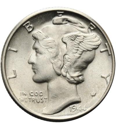 USA 10 centów ( Mercury Dime ) 1944