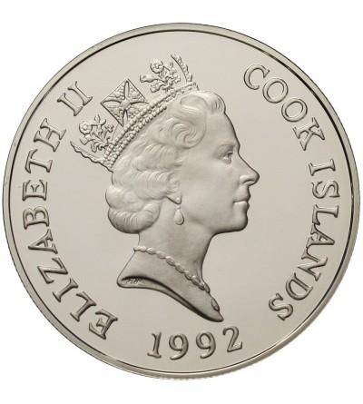 Wyspa Cooka 50 dolarów 1992