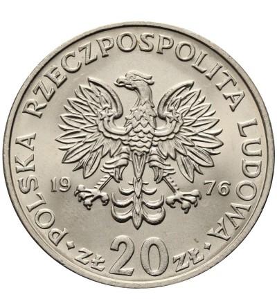 20 złotych 1976 b.z., Nowotko