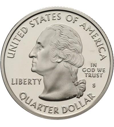 USA 25 Cents ( Quarter ) 2005 S, Minnesota - Proof