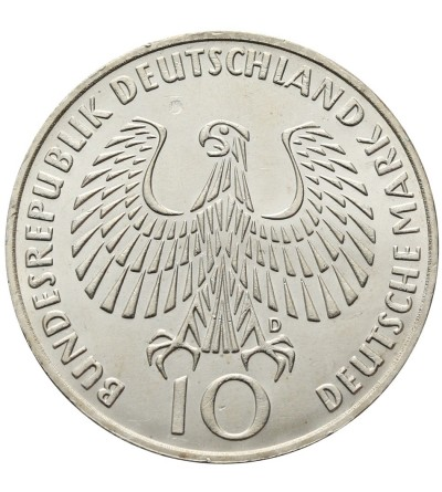 RFN 10 marek 1972 D Olimpiada w Monachium
