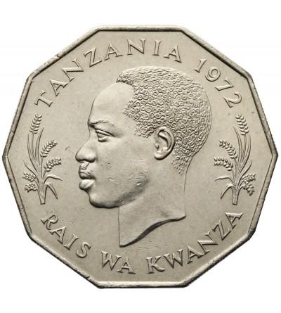 Tanzania 5 Shilingi 1972