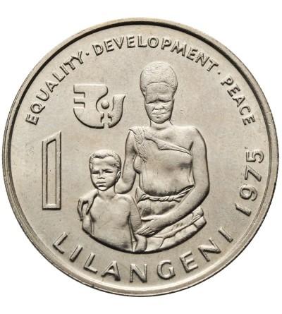 Suazi 1 Lilangeni 1975