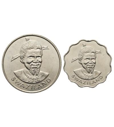 Swaziland 20 Cents 1 Lilangeni 1981 F.A.O.