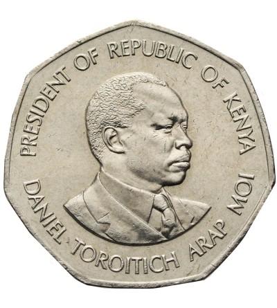 Kenia 5 szylingów 1985