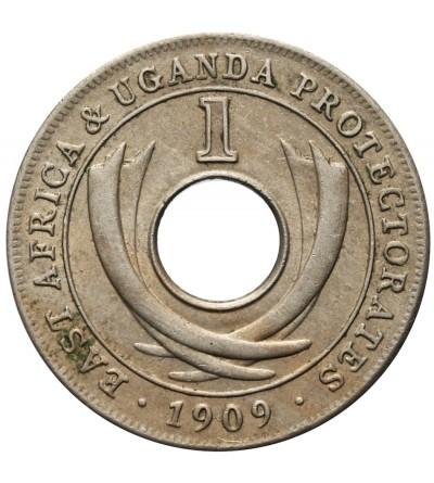 Afryka Wschodnia & Protektorat Ugandy 1 cent 1909