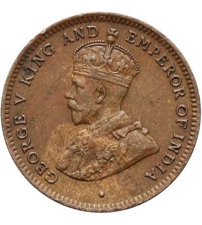 Mauritius 1 cent 1911