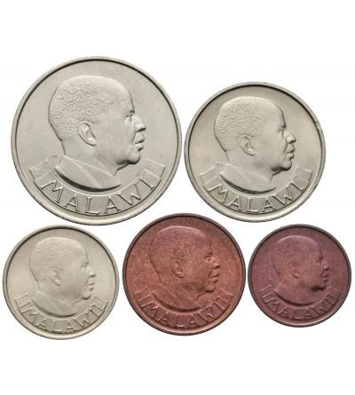 Malawi 1, 2, 5, 10, 20 Tambala 1971