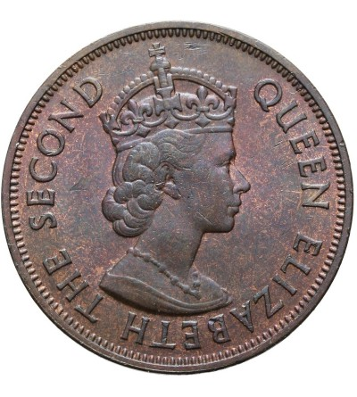 Mauritius 5 Cents 1969