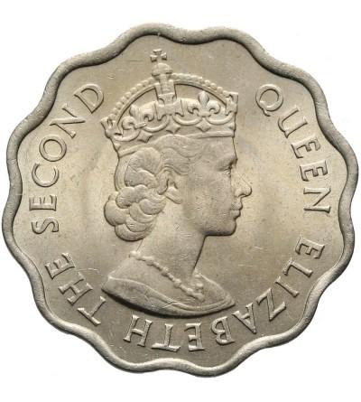 Mauritius 10 Cents 1969