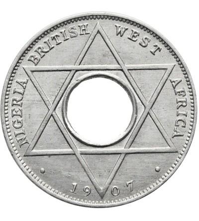 Brytyjska Afryka Zachodnia 1/10 pensa 1907
