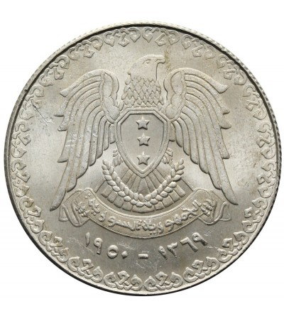 Syria 1 lira 1950