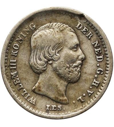 Netherlands 5 Cents 1850