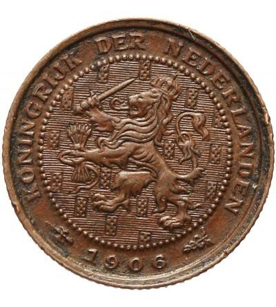Holandia 1/2 centa 1906