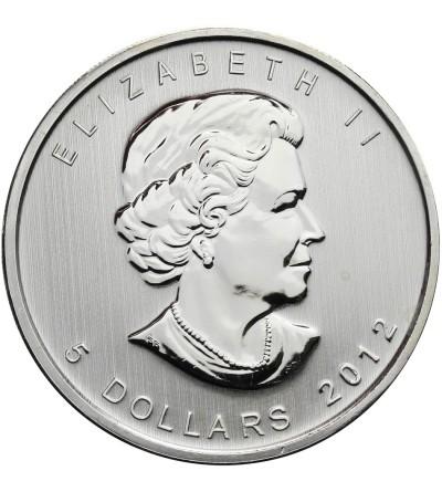 Canada 5 Dollars 2012, Cougar
