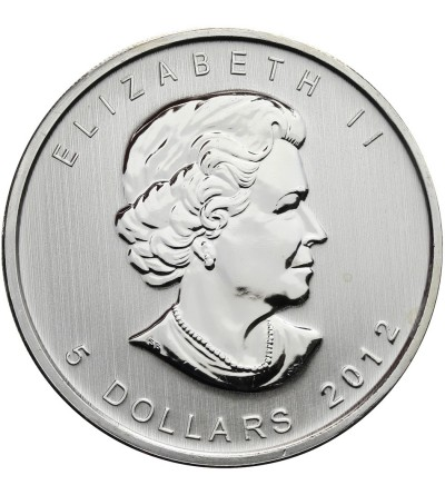 Kanada 5 dolarów 2012, Cougar
