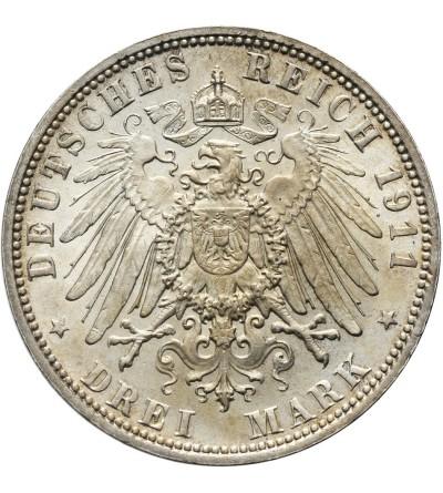 Bawaria 3 marki 1911