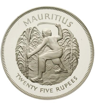Mauritius 25 rupii 1977