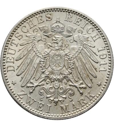 Bawaria 2 marki 1911